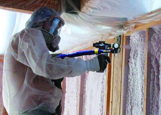 Spray Foam Contractors