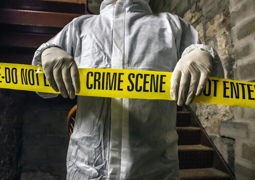 Crime Scene Cleanup Services